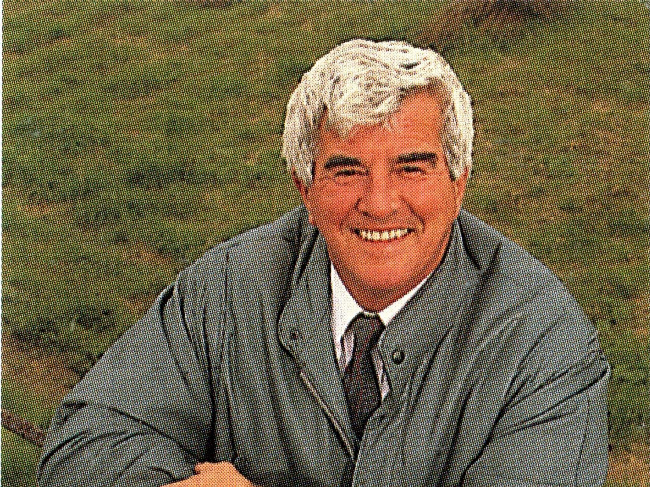 Arthur Edwards on the Somerset levels