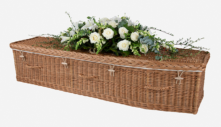 Traditional Willow Coffins