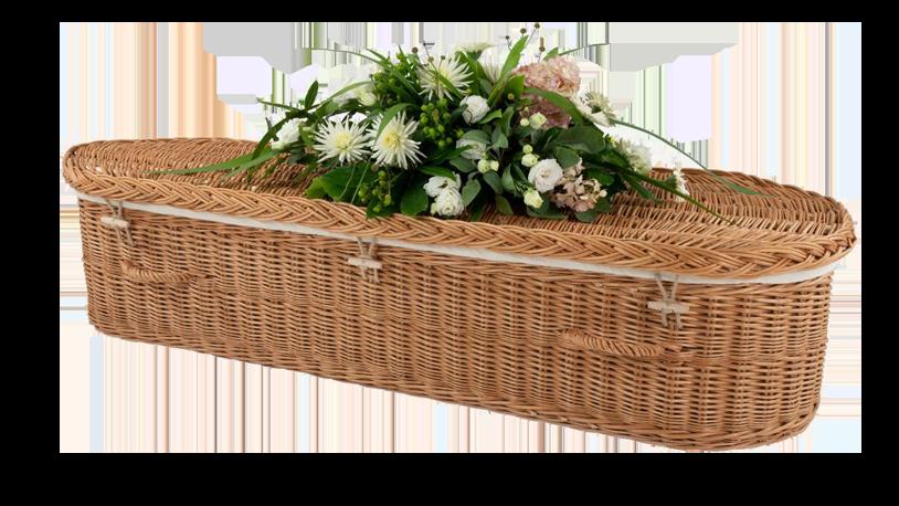 Children's Willow Coffins