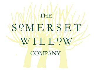 1990 version of the Somerset Willow logo